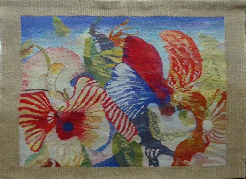 Bogumiła Gołacka - Egzotyczny kwiat